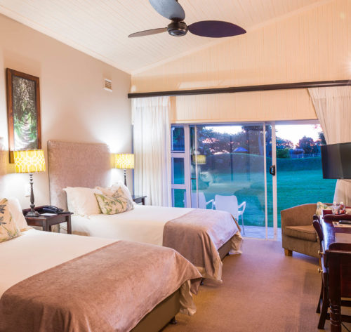 Anew Hotel Ingeli Forest & Spa Rooms