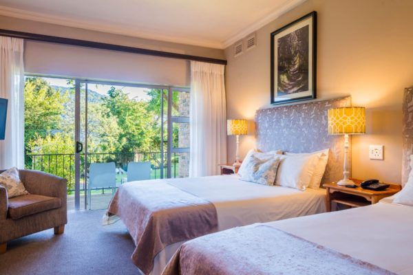 Anew Hotel Ingeli Forest & Spa Bedroom