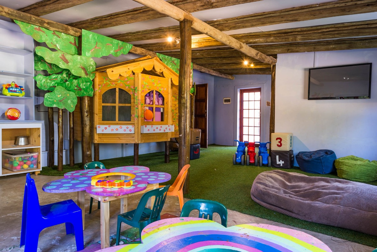 Anew Hotel Ingeli Forest & Spa Kids Area