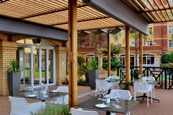 ANEW Hotel Centurion Outdoor Dining