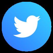 twitter-round